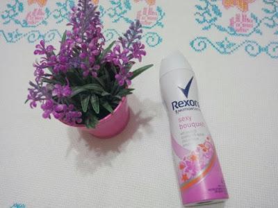 rexona sexy bouqet deodorant