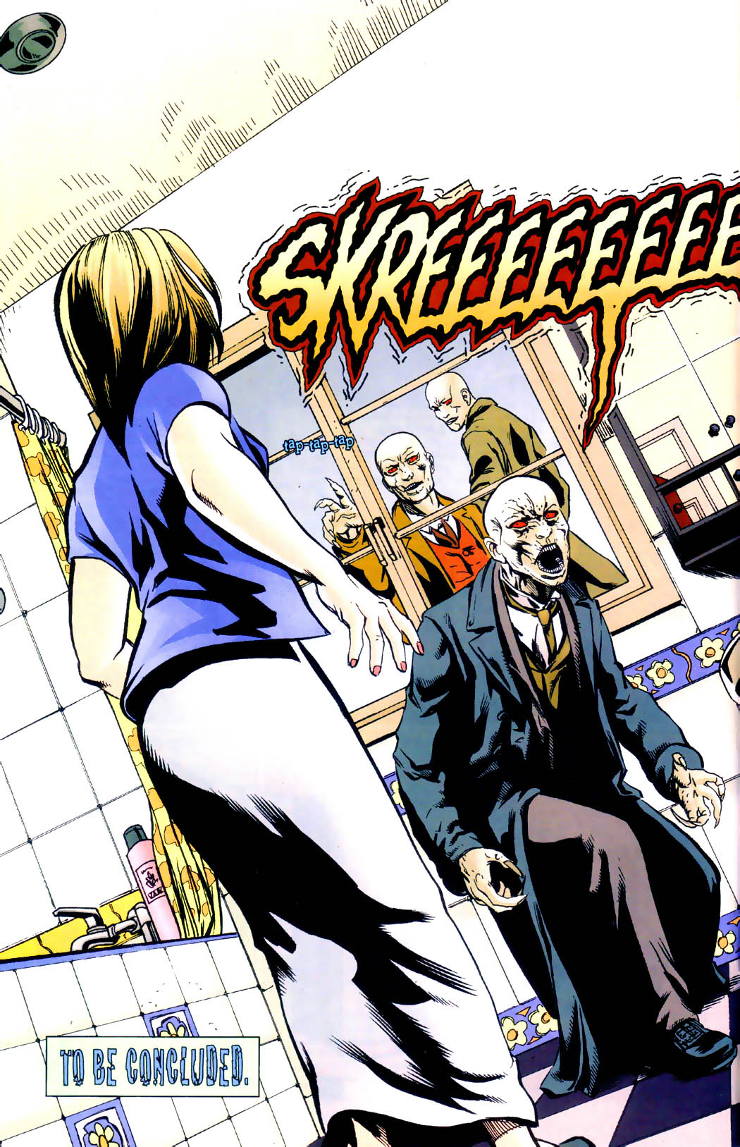 Read online Midnight, Mass comic -  Issue #7 - 24