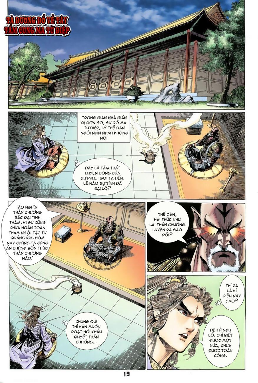 Đại Đường Uy Long chapter 74 trang 19