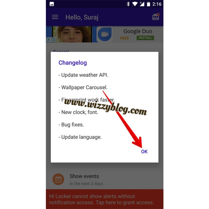 How to Remove Emergency Call Button from Android Lock
