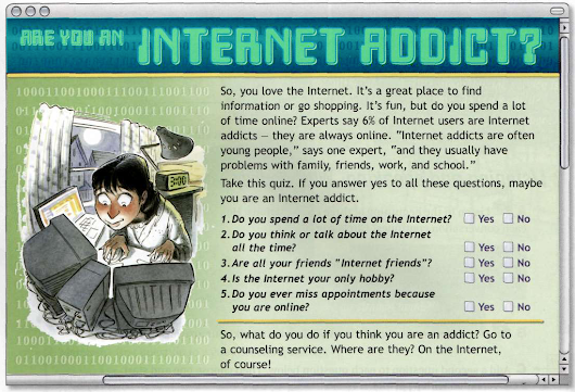 C2 U5 LC *INTERNET ADDICTS*