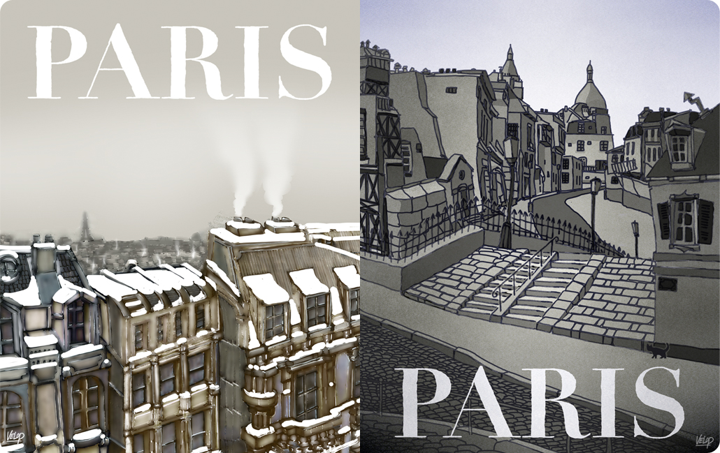 Paris by Velop