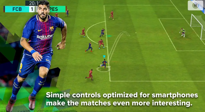 download PES 2018 Mobile Android, App Store Game, Download Game Bola Android,