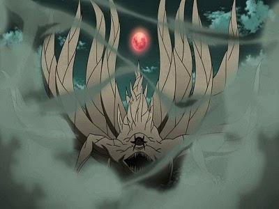 Perubahan Transformasi Shinju Menjadi Binatang Ke 1