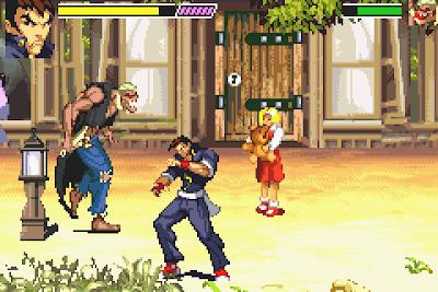 【GBA】究極截拳道,經典好玩的格鬥動作遊戲!