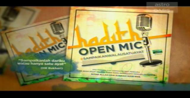 mic open
