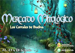 Mercado Mitológico en Corrales de Buelna 2018