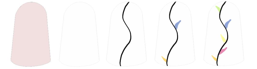 Mam Zelle Paillettes Nail Art No 235 Lisant Et Tuto