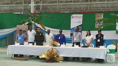 Organizaciones étnicas del Chocó concretan ruta PDETE en Istmina
