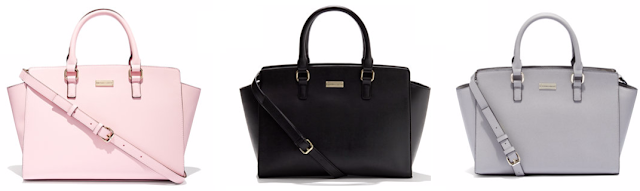 Winged Faux Leather Tote $39 (reg $60)