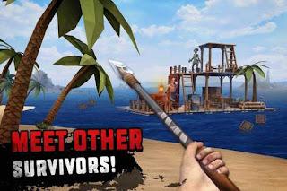 Ocean Nomad - Survival on Raft APK