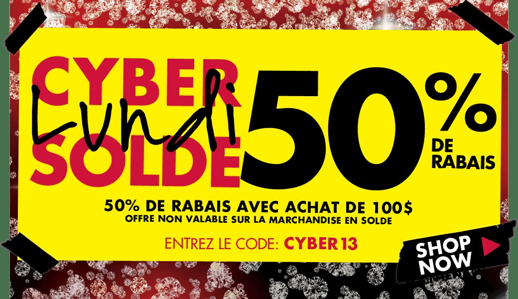 Cyber Lundi La Senza Code Promo 10