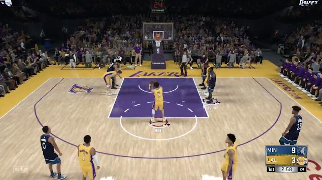 Download NBA 2K18 Full Version