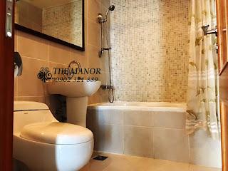 Tòa nhà The Manor quận Bình Thạnh bán hoặc cho thuê | bồn tắm nằm