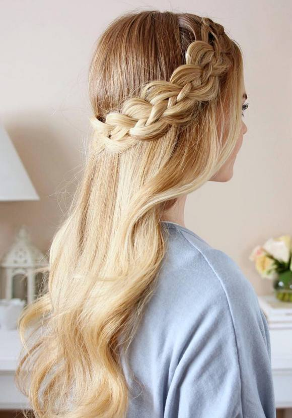 Long Prom Hairstyles