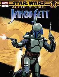 Star Wars: Age of Republic - Jango Fett