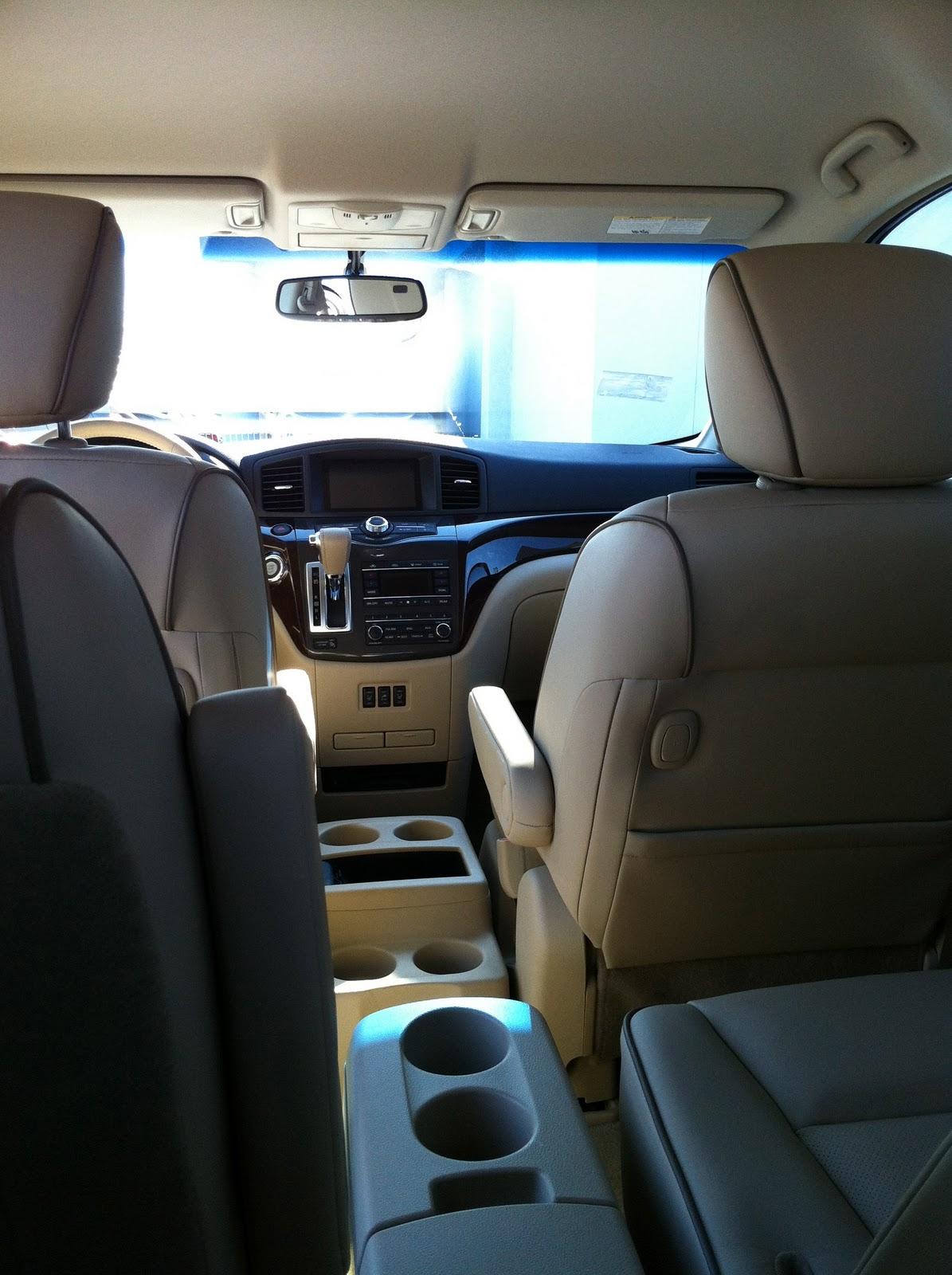 Arranging  Car Seats In Minivans