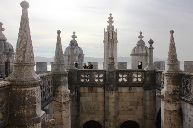 Wieża Belem w Lizbonie