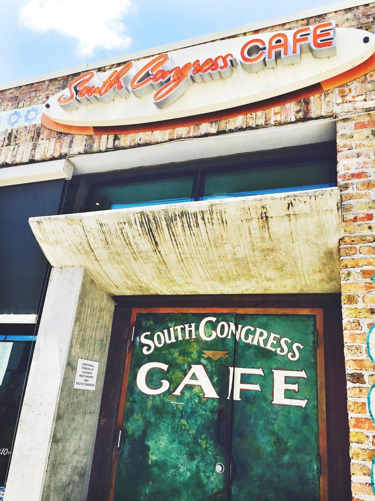 south congress cafe austin