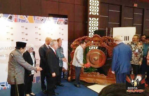 Prepcom3 Resmi Ditutup, Sekjen UN Habitat Ucapkan Terima Kasih Pada Warga Surabaya