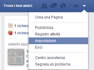 Trucchi FaceBook