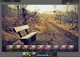 Pixlr Express - Công cụ chỉnh sửa hiệu ứng ảnh trực tuyến miễn phí