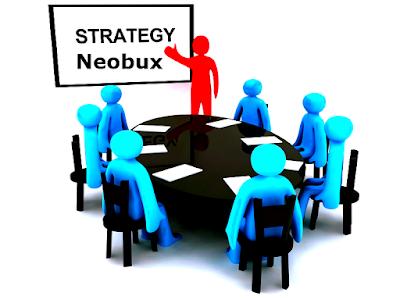 Neobux стратегия заработка
