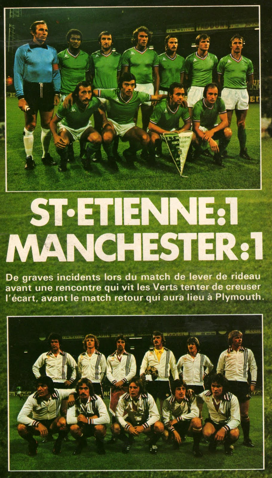 manchester united rencontre