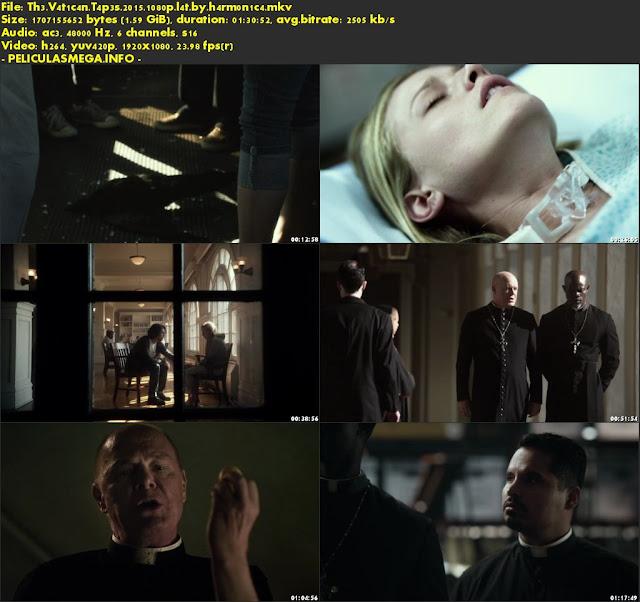 Descargar Exorcismo en el Vaticano Latino por MEGA.