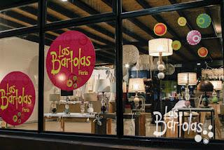 Las Bartolas: Una nueva Tienda de Diseño en  Docks del Puerto, Tigre!