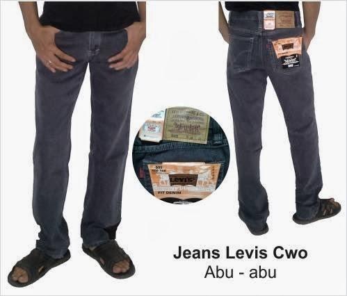 Celana jeans terbaru
