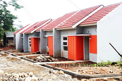 Griya Srimahi Indah Tambun Utara - Rumah Subsidi DP 1% Bekasi