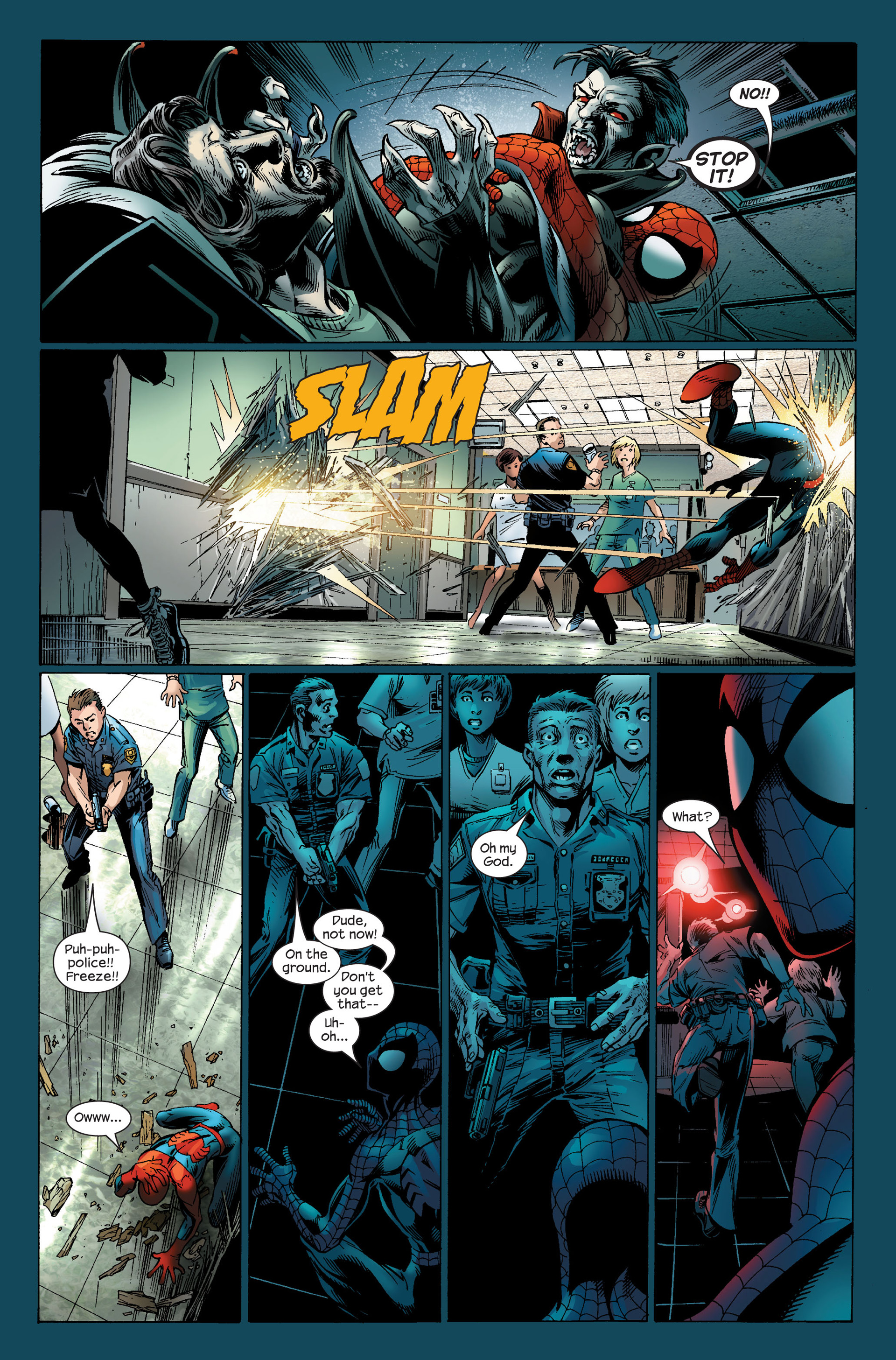 Read online Ultimate Spider-Man (2000) comic -  Issue #96 - 14