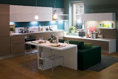 Cucine a Milano: le proposte moderne di Ruzzon