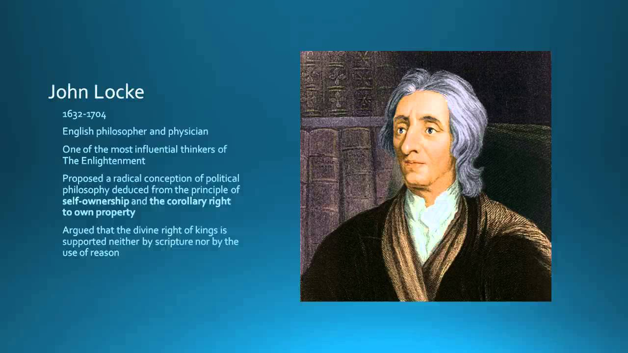 the beliefs of john locke on the state of nature and civil society in the second treatise of governm John locke (1632-1704) is among the most influential political philosophers of the modern period in the two treatises of government, he defended the claim that men are by nature free and equal against claims that god had made all people naturally subject to a monarch.