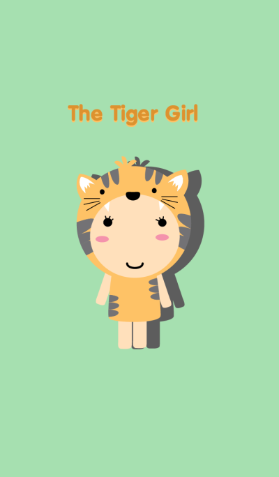 The tiger girls