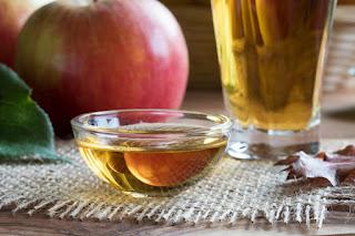 Vinagre de Sidra de Manzana Para Verruga En El Ano