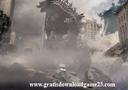 Free Game Godzilla: Strike Zone Full Version