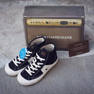Sepatu ARLbyHardware Warrior II