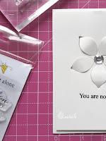 janes doodles daffodils stamp