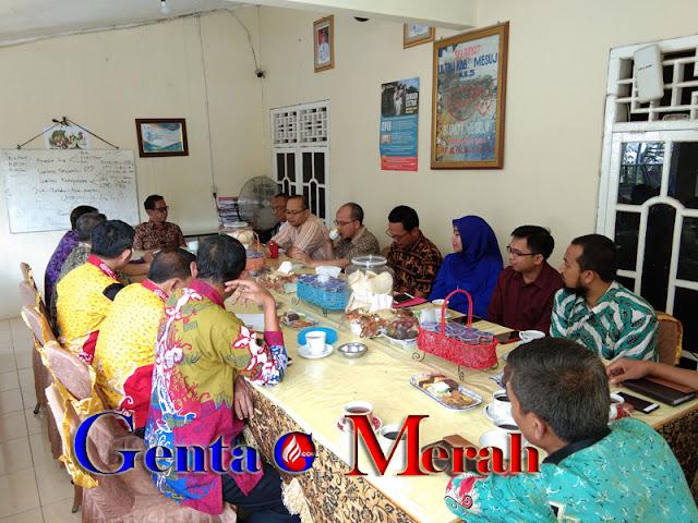 Kunjungi Mesuji, BPK Ingatkan OPD Tidak Buat Kegiatan Fiktif