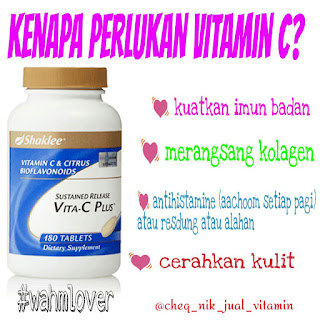 fungsi vitamin c