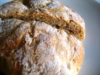 Pão de Atum e Azeite