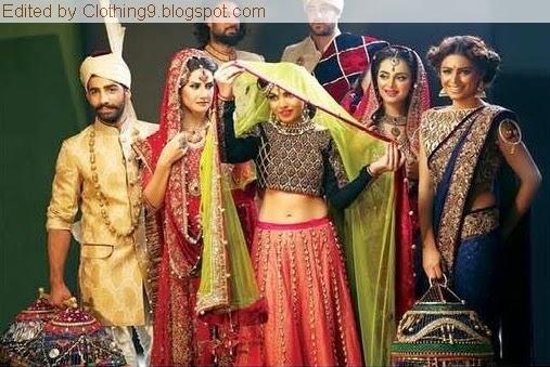 Mohsin Naveed Ranjha Bridal 2015-16