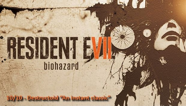 RESIDENT EVIL 7 BIOHAZARD MISE A JOUR 1.03-Free Download