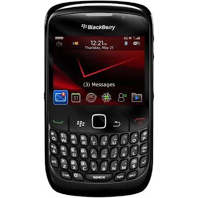 Harga Blackberry Curve Aries 8530 Terbaru