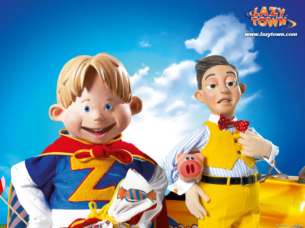 Stingy From Lazy Town Related Keywords - Stingy From Lazy ...