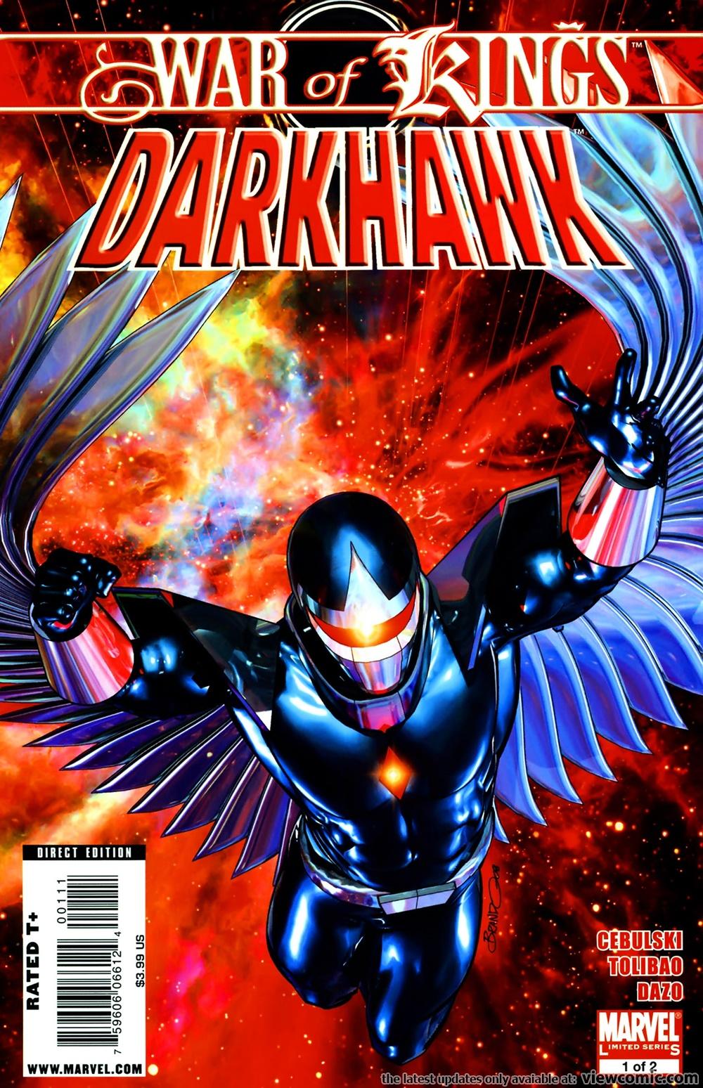 759afd49ef20f War of Kings – Darkhawk 01 (of 02) (2009)