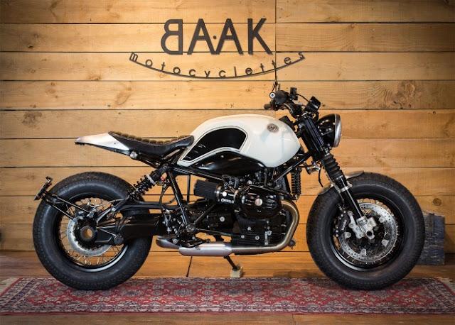 BAAK Motorcyclettes R NineT Bobber