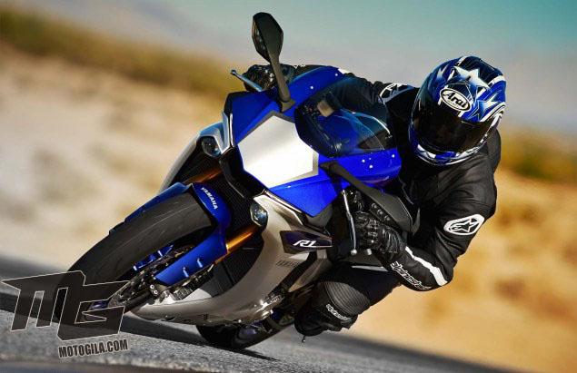 gambar Yamaha New R1
